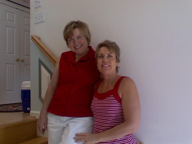 Nina and Lisa